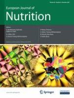 European Journal of Nutrition 8/2007