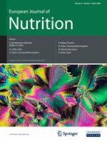 European Journal of Nutrition 2/2008