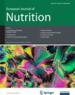 European Journal of Nutrition 7/2008
