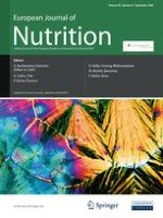 European Journal of Nutrition 6/2009