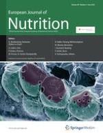 European Journal of Nutrition 4/2010