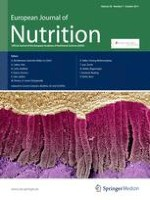 European Journal of Nutrition 7/2011