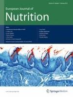 European Journal of Nutrition 1/2013