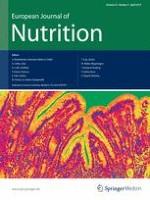 European Journal of Nutrition 3/2014