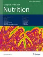 European Journal of Nutrition 8/2014