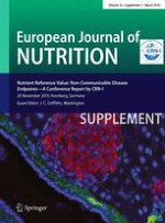 European Journal of Nutrition 1/2016