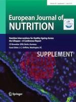 European Journal of Nutrition 1/2019