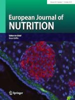European Journal of Nutrition 7/2019
