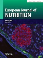 European Journal of Nutrition 1/2020