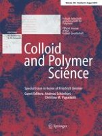 Colloid and Polymer Science 8/2014