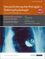 Herzschrittmachertherapie + Elektrophysiologie 3/2009