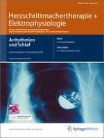 Herzschrittmachertherapie + Elektrophysiologie 1/2012