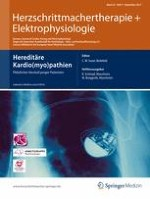 Herzschrittmachertherapie + Elektrophysiologie 3/2012