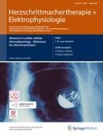Herzschrittmachertherapie + Elektrophysiologie 1/2018
