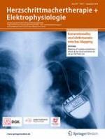 Herzschrittmachertherapie + Elektrophysiologie 3/2018