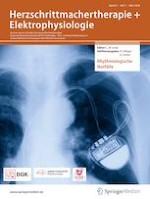 Herzschrittmachertherapie + Elektrophysiologie 1/2020