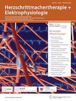 Herzschrittmachertherapie + Elektrophysiologie 4/2020