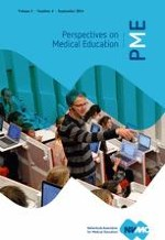 Perspectives on Medical Education 4/2014