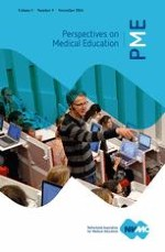 Perspectives on Medical Education 5/2014