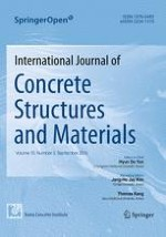 International Journal of Concrete Structures and Materials 3/2016
