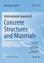 International Journal of Concrete Structures and Materials 4/2016