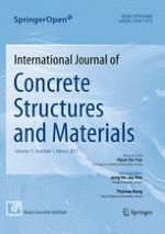 International Journal of Concrete Structures and Materials 1/2017
