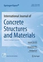 International Journal of Concrete Structures and Materials 2/2017