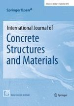 International Journal of Concrete Structures and Materials 3/2012