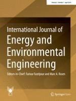 International Journal of Energy and Environmental Engineering 1/2012