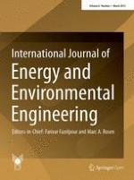 International Journal of Energy and Environmental Engineering 1/2015
