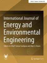 International Journal of Energy and Environmental Engineering 4/2016
