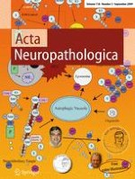 Acta Neuropathologica 3/2009