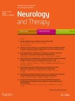 Neurology and Therapy 1/2017