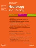 Neurology and Therapy 1/2019