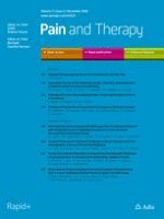 Pain and Therapy 2/2018