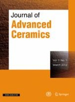 Journal of Advanced Ceramics 1/2012
