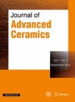 Journal of Advanced Ceramics 3/2012