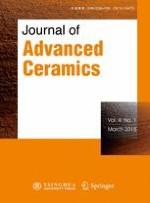 Journal of Advanced Ceramics 1/2015