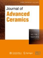 Journal of Advanced Ceramics 1/2018