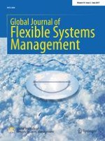 Global Journal of Flexible Systems Management 2/2017