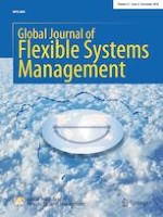 Global Journal of Flexible Systems Management 4/2020