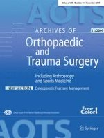 Archives of Orthopaedic and Trauma Surgery 11/2009