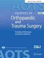 Archives of Orthopaedic and Trauma Surgery 3/2012