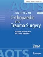 Archives of Orthopaedic and Trauma Surgery 11/2020