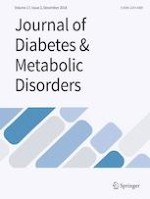 Journal of Diabetes & Metabolic Disorders 2/2018