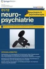 neuropsychiatrie 1/2012
