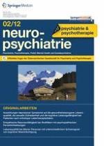 neuropsychiatrie 2/2012