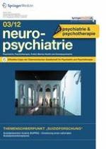 neuropsychiatrie 3/2012