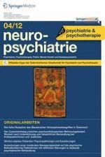 neuropsychiatrie 4/2012