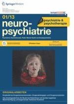neuropsychiatrie 1/2013
